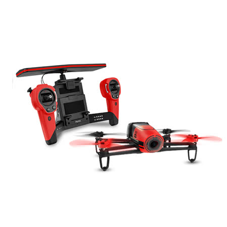 Parrot Bebop 四軸高清紀錄飛行器+Skycontroller 組合價