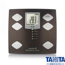 日本TANITA 九合一體組成計嬰兒寵物功能BC312( 日本製)-金屬棕