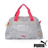 PUMA Fitness小手提包 (灰/桃) 06989704