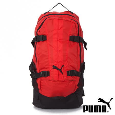 PUMA Grift後背包 可入15吋筆電 (野火紅) 06994402
