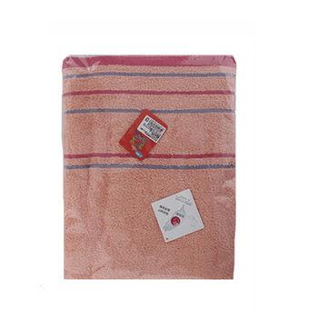 100%純棉緞檔浴巾(68*137cm)
