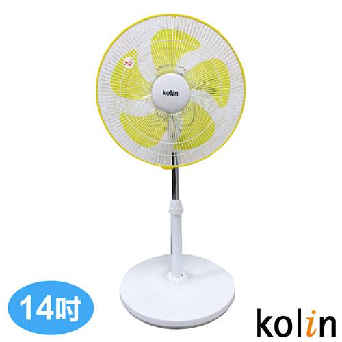 Kolin歌林 14吋電風扇 KF-SH14A07