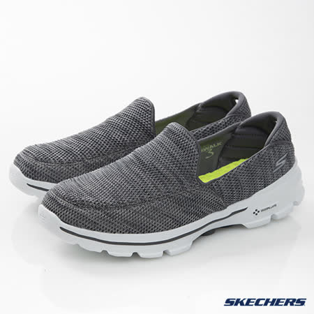 SKECHERS (男) 健走系列 GO Walk 3 - 54047GRY