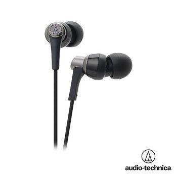 鐵三角耳塞式耳機ATH-CKR3黑