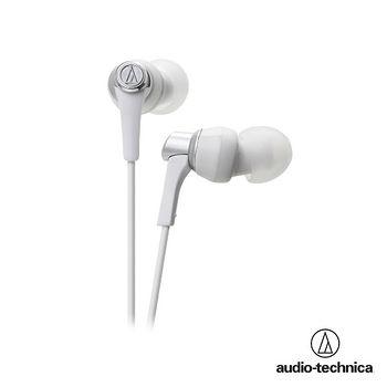 鐵三角耳塞式耳機ATH-CKR3白