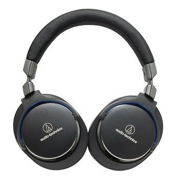 鐵三角耳罩式耳機ATH-MSR7黑