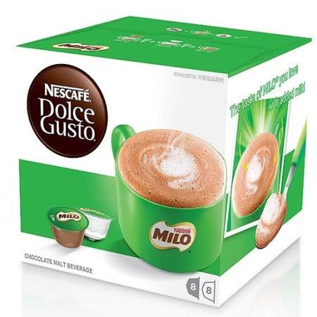 雀巢 美祿巧克力麥芽飲品 膠囊(Milo)