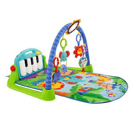 費雪牌 Fisher 可愛動物小鋼琴健身器