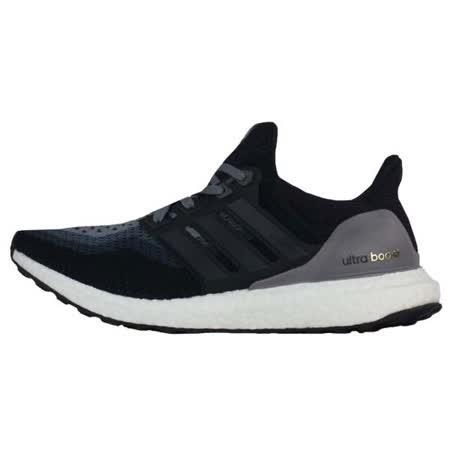 adidas 女 Ultra Boost W 愛迪達 慢跑鞋 黑 -AF5141