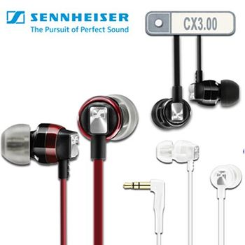 SENNHEISER 聲海 CX3.00 耳道式耳機