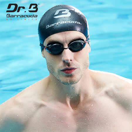 美國巴洛酷達Barracuda光學度數泳鏡巴博士Dr.B#32295 RACER