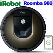 【全台最新2016/12/1製造01版軟體登台 還在買庫存貨嗎?】美國iRobot第9代Roomba 980WiFi+APP 帝王級機器人掃地吸塵器