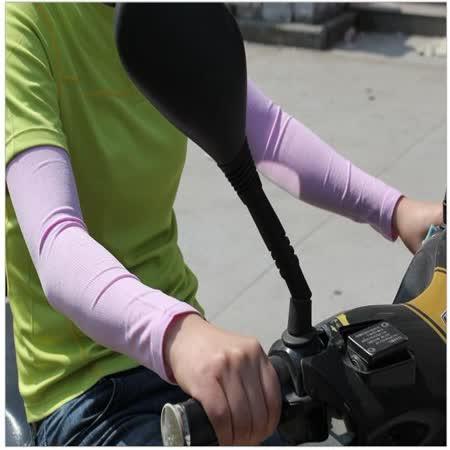 韓國HICOOL戶外袖套3D彈性臂套護臂(防UV紫外線曬傷透氣排汗涼爽防風防寒)