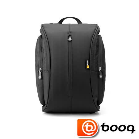 Booq Boa Squeeze 經典曲弧電腦後背包–2013 Graphite 系列