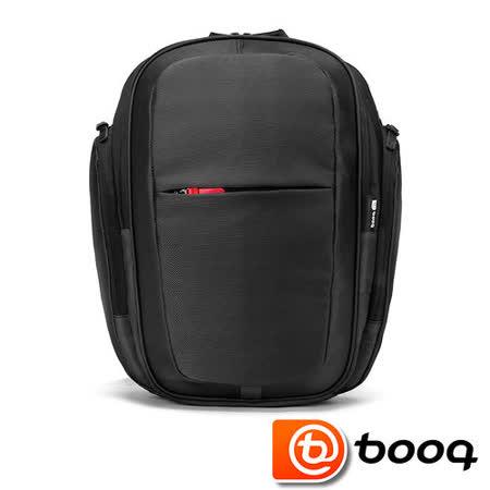 Booq Taipan shock 16.4 吋 輕盈帥勁後背包 (黑色)