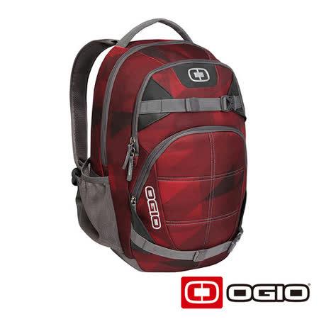 OGIO REBEL 15吋 背叛者電腦後背包 (暗紅色)
