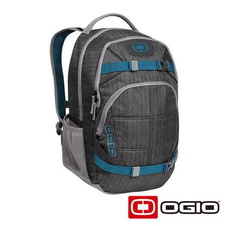 OGIO REBEL 15吋 背叛者電腦後背包 (葉脈紋灰)