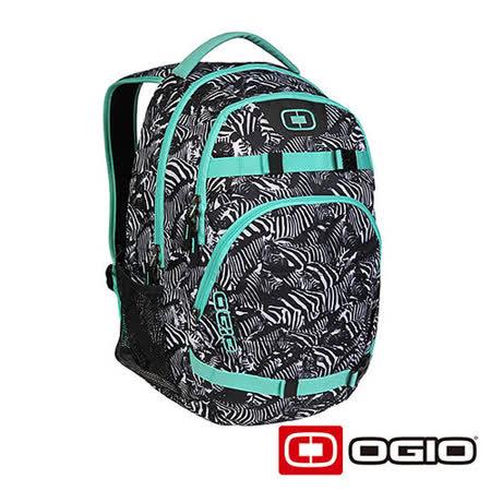 OGIO REBEL 17吋 背叛者電腦後背包 (非洲斑馬)