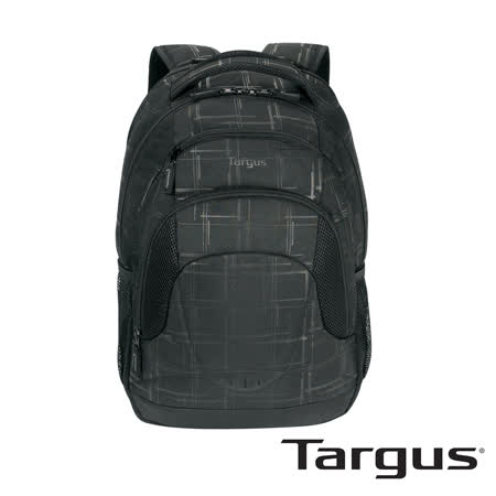 Targus 16吋 Matrix 運動後背包 (格紋黑)