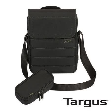 Targus EcoSmart 12.1 吋綠色環保信差包 (內附微單眼相機包)
