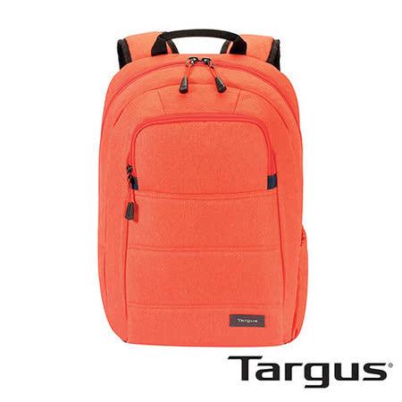 Targus Groove X Compact 15吋 躍動電腦後背包 (舞動橘)