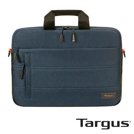 Targus Groove X Slimcase 15吋 躍動電腦側背包 (跳躍藍)