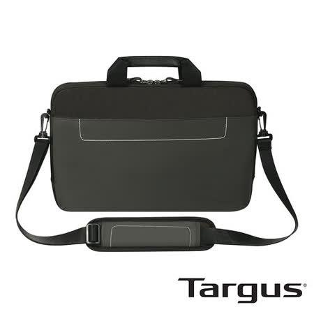 Targus Slate 簡單生活 15.6 吋手提保護包-灰鯨色