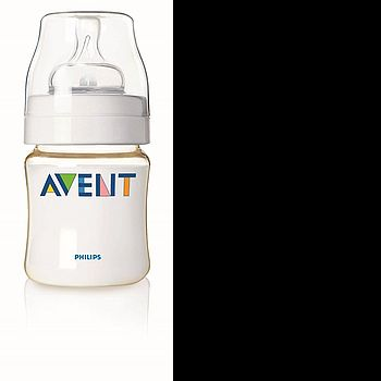 PHILIPS AVENT PES防脹氣奶瓶(125ml/4oz)-單入