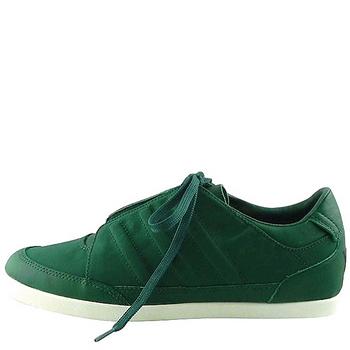 Y-3山本耀司 綠色短筒經典三線休閒鞋【US 6.5 / 7號】