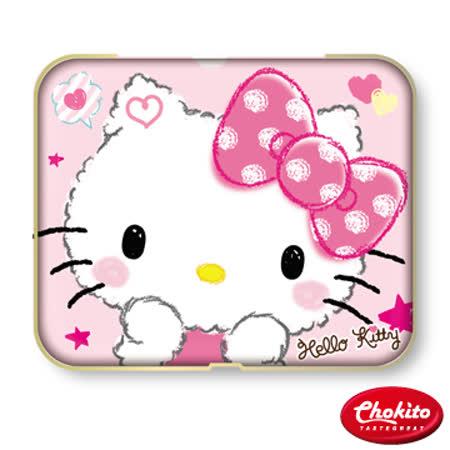 巧趣多KT黑巧克力超萌粉紅盒-30g
