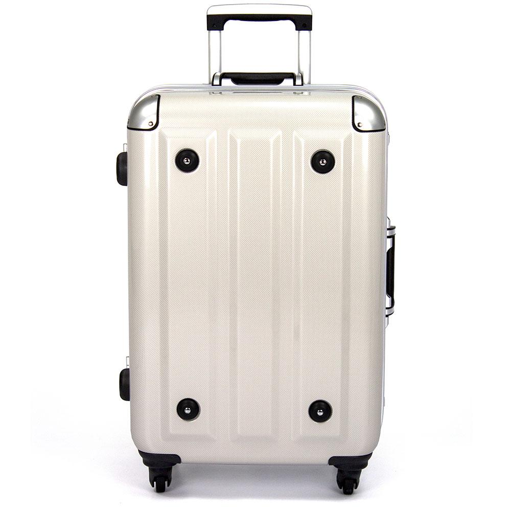 MOM 品牌 ~ 26吋~第 旗艦正式版 PC鋁框行李箱^(RU~3008~26~白^)