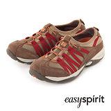 Easy Spirit--輕量運動健走鞋--活力橘