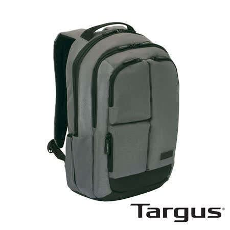 Targus Transpire 15.6吋時尚後背包 (灰)