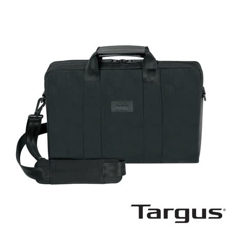 Targus CitySmart 16吋風格側背包 (黑)