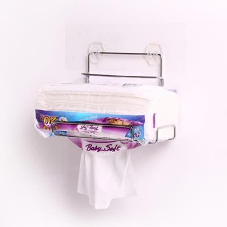 動手族 簡易型不鏽鋼衛生紙架