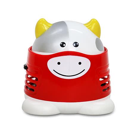 【LIBERTY】迷你桌上型吸塵器-小白牛