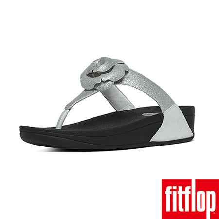 FitFlop™-(女款)GLITTEROSA™-銀色