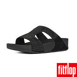 FitFlop™- (女款)ROKKIT™ H SLIDE -鑽石黑