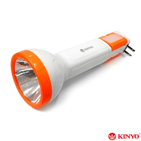【KINYO】LED多段變身手電筒(LED-305)