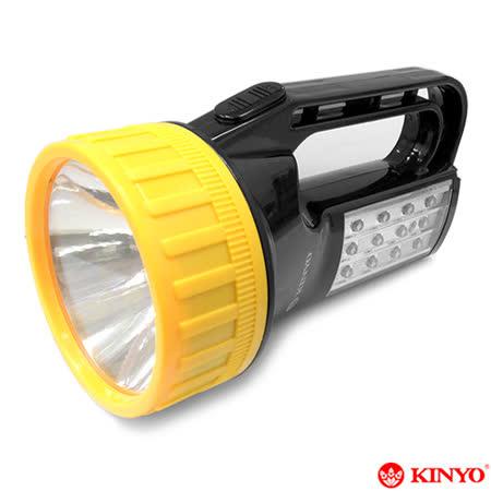 【KINYO】LED多功能充電式探照燈(LED-306)