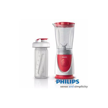 【飛利浦 PHILIPS】便攜瓶輕巧果汁機 (HR2872)加贈隨身瓶一入