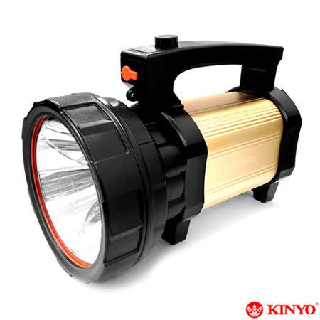 【KINYO】大金剛LED強光探照燈(LED-307)