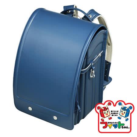 【fit-chan】日本進口.護脊小學生書包 (藍)