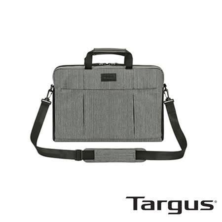 Targus CitySmart II 15.6吋手提側背包 (灰)