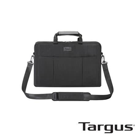 Targus CitySmart II 15.6吋手提側背包 (黑)
