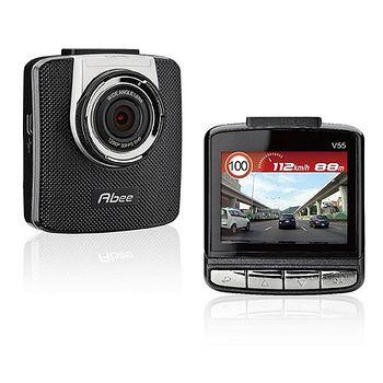 快譯通Abee V55 HDR 測速行車紀錄器 1080P/GPS/1.8F大光圈