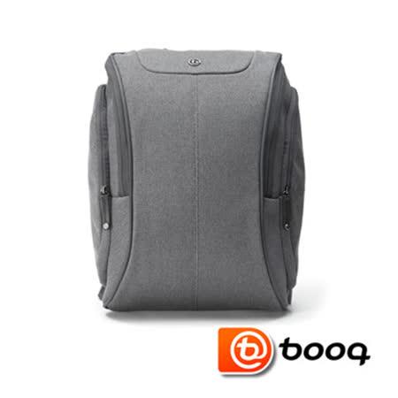 Booq Cobra squeeze 15 吋尊貴經典曲弧電腦後背包 - 奢華灰 (CSQ-GRY)