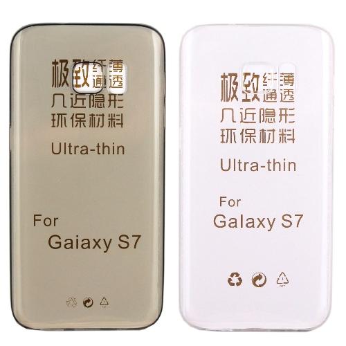 【KooPin力宏】Samsung Galaxy S7 極薄隱形保護套/清水套