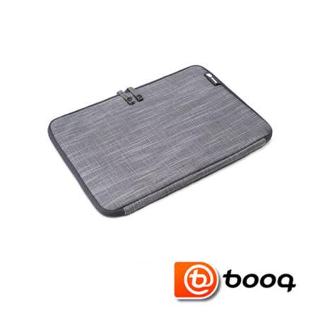 Booq Mamba Sleeve 13 吋筆記型電腦專用天然麻保護內袋 - 石磨灰 (MSL13-GRY)