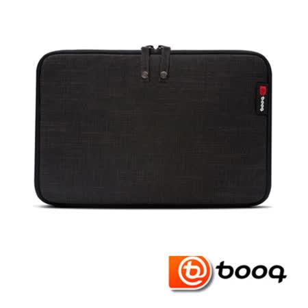 Booq Mamba Sleeve MacBook Pro Retina 15 吋專用天然麻保護內袋 - 沉穩黑 (MSL15-BLK)